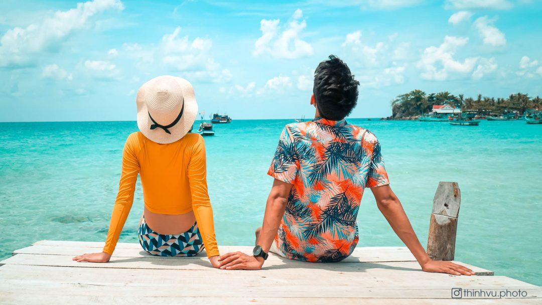Worry free travel in Nam Du island Vietnam 169