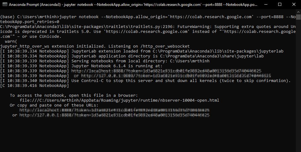 Command Prompt (cmd) trên Windows