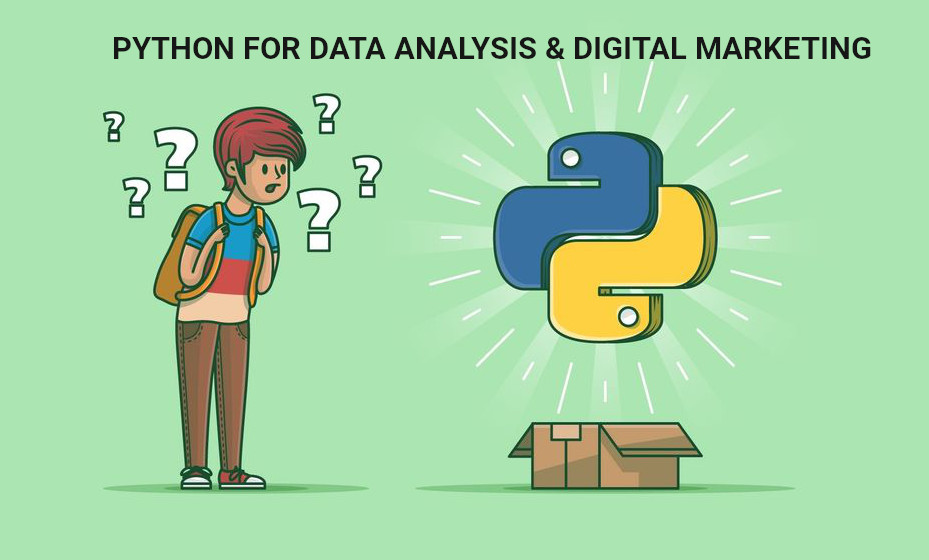 Python for Data Analysis and Digital Marketing